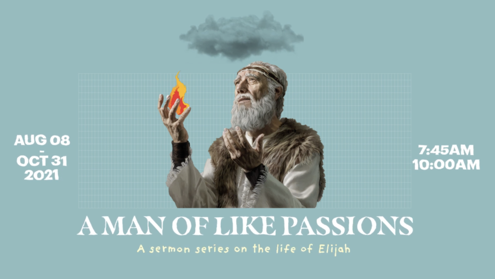 A Man of Like Passions