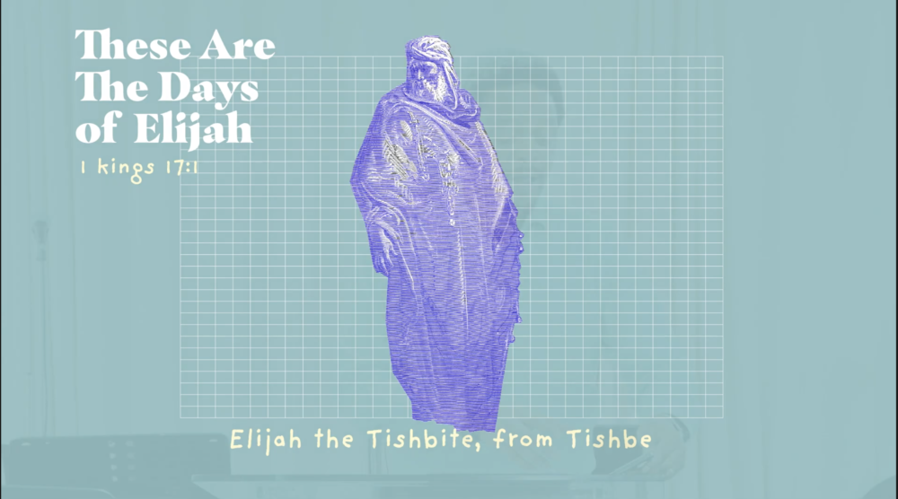 These Are The Days Of Elijah Image